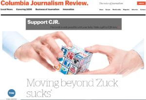 Moving Beyond 'Zuck Sucks'