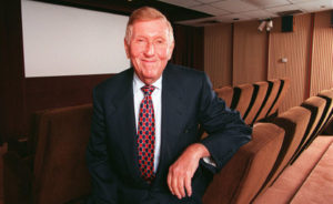 Viacom CBS mourns the passing of Sumner M. Redstone