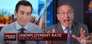 Coronavirus Pandemic – TV CNBC Young Sorkin's Heated Debate with Wise Santelli Over COVID-19 Restrictions